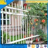 Decorative fencing design for flexible garden