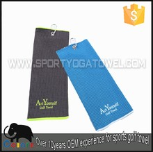 Summer outdoor gift delivery soon golf towel