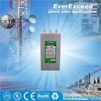 EverExceed 2V 1000ah AGM sealed ups battery , AGM Battery , VRIA Battery