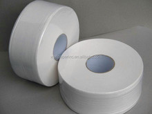 1 ply recycled Jumbo Roll Toilet Tissue, industrial roll toilet paper