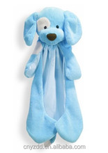 Super Soft Baby Huggy Blanket with Stuffed Puppy Toy/Stuffed Baby Animal Toy with Baby Soft Blanket/Comfy Cozy Blanket for Baby