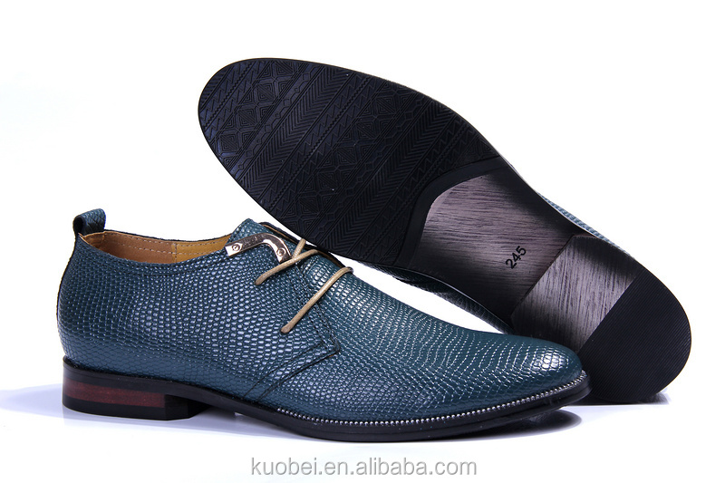 wholesale new style casual shoe brand name leather
