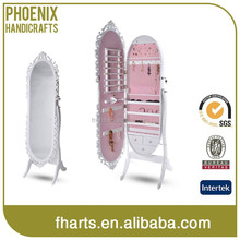 swivel mirror cabinet