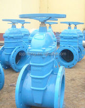 industrial non rising stem water gate valve