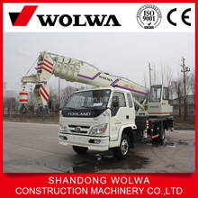 pickup small truck crane with hydraulic system for sale