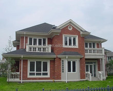 Hot Sale Beautiful Luxury light steel villa prefabricated House for Sale best price high quality prefabricated home