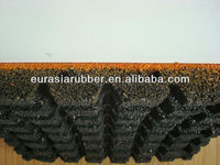 500*500mm roof top rubber tile