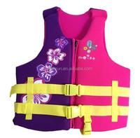 (Hot Selling)Women's Neoprene Life Jacket/Vest