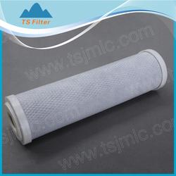 Professional Factory Supply process CTO carbon block filter cartridge