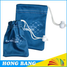 HB929 Promotional Bag,microfiber cleaning case, logo silk pouch