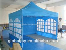 Acero de alta calidad marco de la tienda/carpa carpa plegable/automática de pop up tienda para la venta caliente