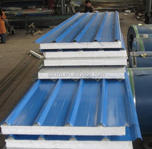 easy to set up stainless corrugated sheet