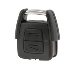 High Quality Car Remote Key Shell with 2 Buttons for Adam Opel GmbH