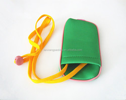 New Design Phone Pouch,Cell Phone Lanyard Pouch