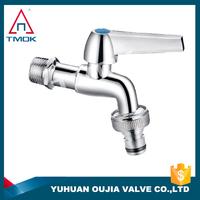 brass lock bibcock tap mini lockable nipple blasting polishing hydraulic full port PPR and male connetion
