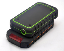 power bank for smart phone, 12V 10000mah Car Jump Start 0.5W with LED Light, very good quality