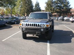 2006 Hummer H3 sport Utility 4D, Black, Leather, 63500ML 16, 500 $used Car