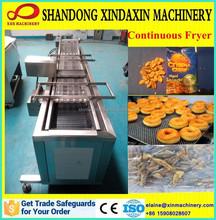 width 400,600,800mm belt fryer for sale