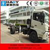 4 ton hydraulic telescopic booms truck with crane for sale