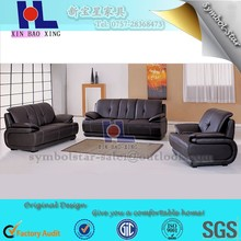 #939 On sale living room sofa modern durable leather couch