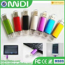 2015 new product OTG usb flash drives,custom smartphone & PC memory stick