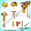 380v 50hz 3phase copper motor electric chain hoist/ construction lift