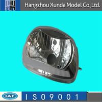 various style Car lighting Turn light Reversing lamps prototype