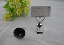 bell shape card holder