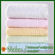 100% Baksana bamboo towelling fabric towels