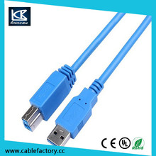 High efficiency promotional price black parallel printer cable adapter