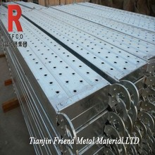 Metal Scaffolding Plank With Hook
