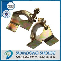 single scaffolding hot sales board clamp in China