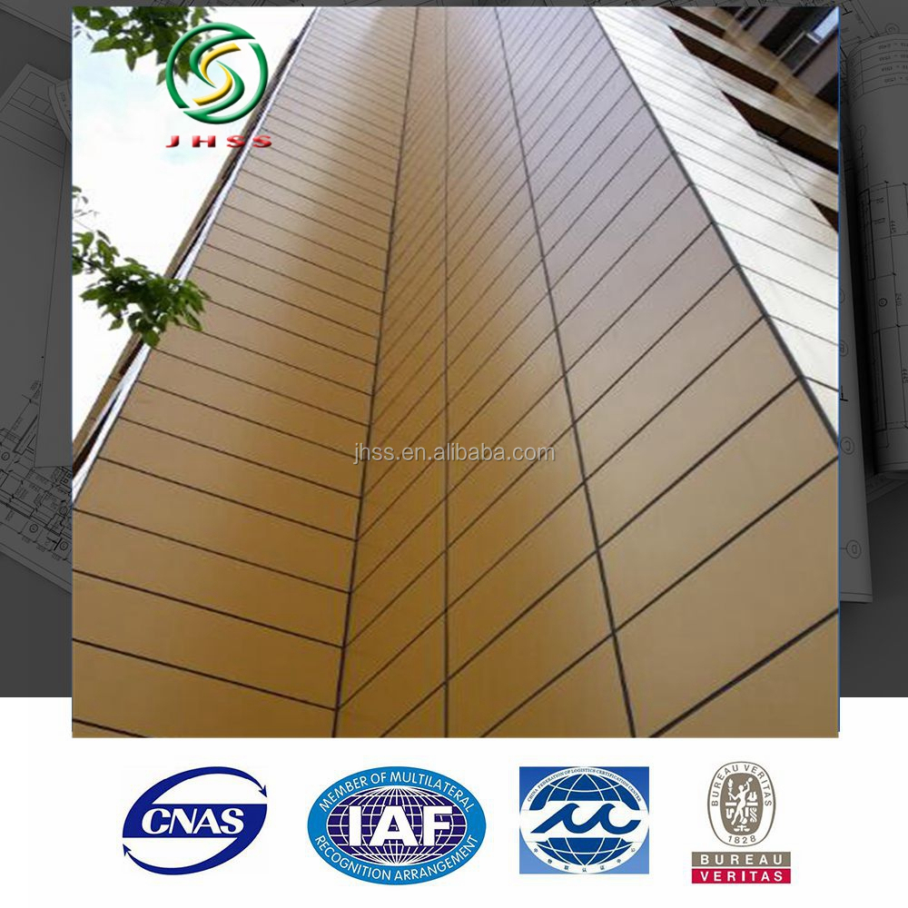 Exterior wall cladding materials for houses buy exterior for Exterior wall material options