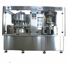 Carbonated beverage filling machine can