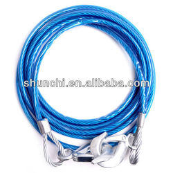 5 Tons Auto Car Tow Rope Snatch Strap