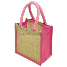 high quality hot selling linen fabric cosmetic packing bag with cheap price