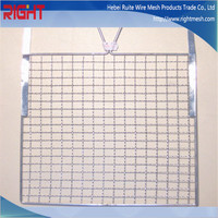 Disposable bbq Grill Wire Mesh, bbq Wire Mesh for Sale