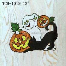Halloween foam pumpkin/craft wholesale artificial pumpkins/wholesale craft foam pumpkins