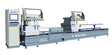 aluminum door and window frame cutting machine