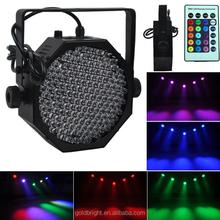 181 slim flat PAR64 LED wall wash up lights
