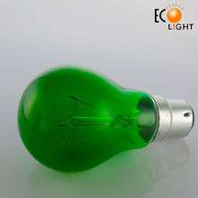 2015 Incandescent Bulb 60w A19 Color