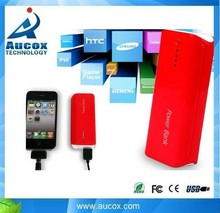 Universal replacement rohs manual for power bank 5600mah with samsung core