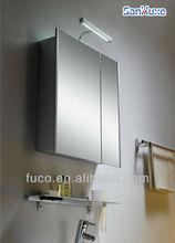 aluminium bathroom cabinet