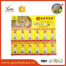 502 Super Glue for Construction, Fiber & Garment, Footwear & Leather, Packing, etc.