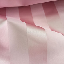 100% Polyester woven fashion striped fabric