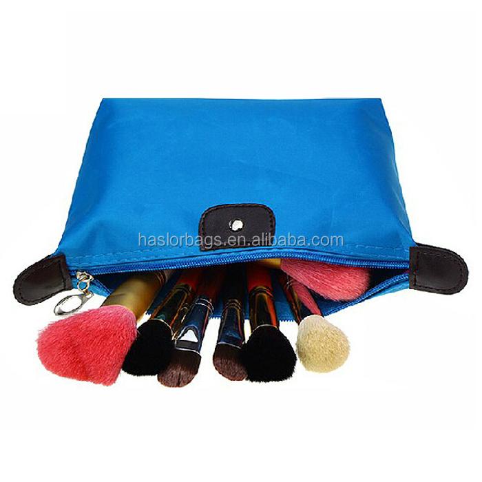 Petite portable cutom promotionnel sac à cosmétiques pour femmes