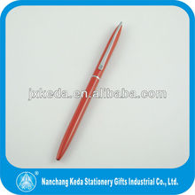High end advertising logo cross shaped gel pen for gift