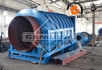 Philippines nickel laterite ore trommel washer for sale