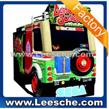 LSSM-018 Let's go jungle(double players) arcade machine simulator arcade shooting game machine video game on promotion music