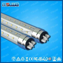 Singe End Power 2012 popular t8 smd led tube 20w no need to rewire Linear LED tube
